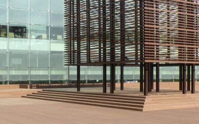 ¿De qué se hacen los perfiles de madera tecnológica?